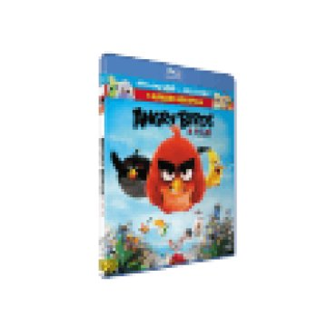 Angry Birds: A film (Blu-ray)