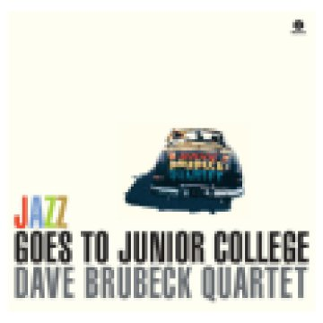 Jazz Goes to Junior College (Vinyl LP (nagylemez))