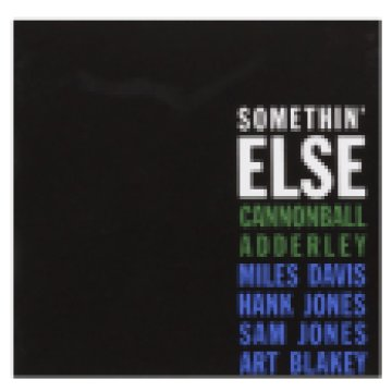 Somethin' Else (Expanded Edition) CD
