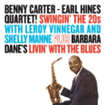 Swingin' the 20s / Livin' with the Blues (CD)