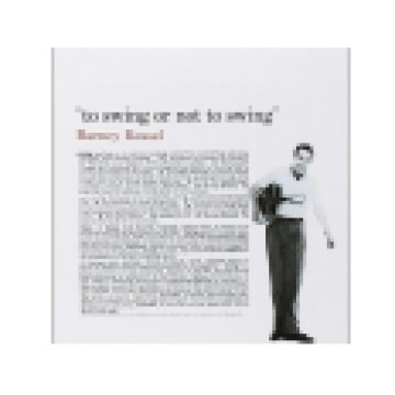 To Swing or Not to Swing (CD)