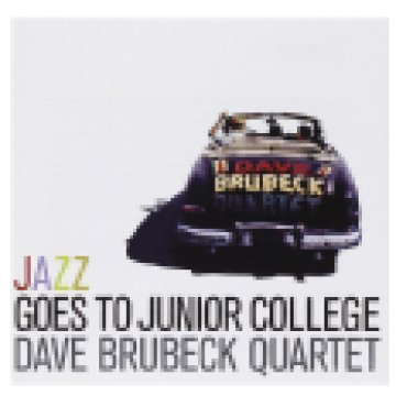 Jazz Goes to Junior College (CD)