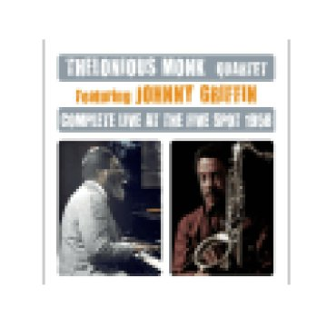 Complete Live at the Five Spot 1958 Feat. Johnny Griffin (CD)