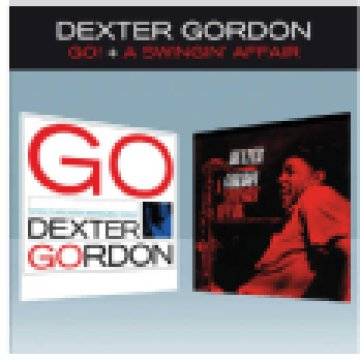 Go! / A Swingin' Affair (Remastered Edition) CD