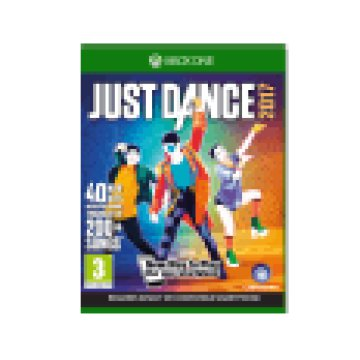 XBOXONE JUST DANCE 2017 UNLIMITED
