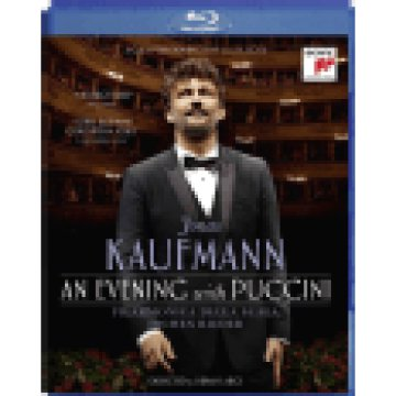 An Evening with Puccini Blu-ray