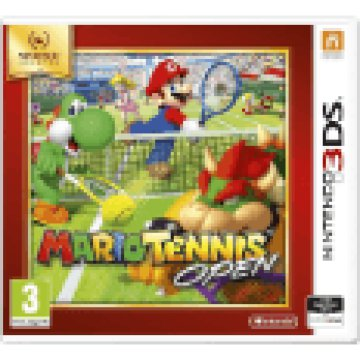 Mario Tennis Open Select (Nintendo 3DS)