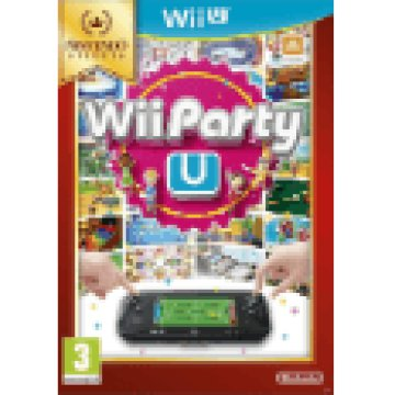 Party U Selects (Nintendo Wii U)