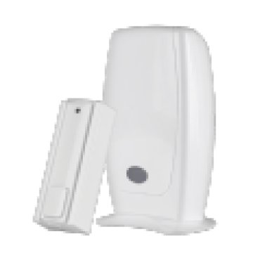 ACDB-6600AC wireless doorbell with portable chime (71083)