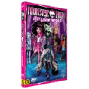Monster High - Légy szörnymagad! DVD