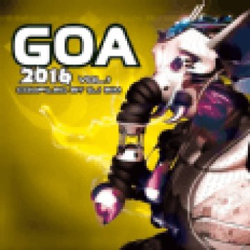Goa 2016 Vol. 1 CD
