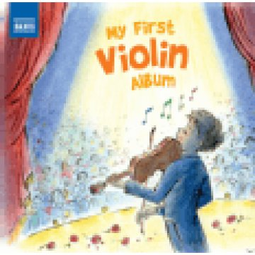 My First Violin Album CD