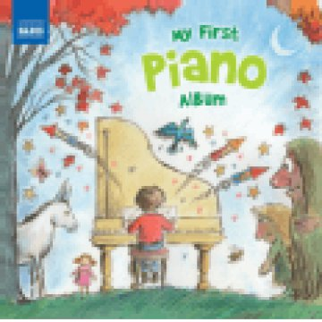 My First Piano Album CD