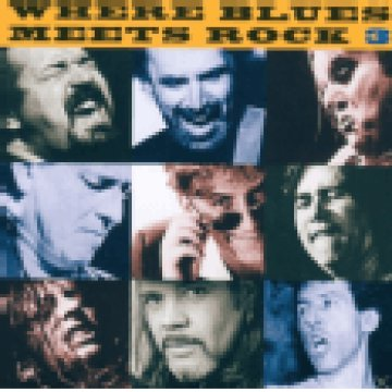 Where Blues Meets Rock 3 CD