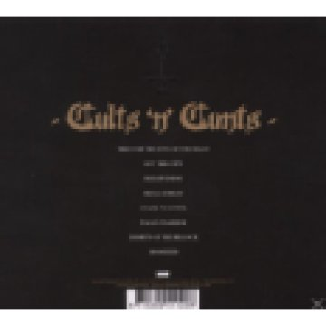 Cults 'N' Cunts CD