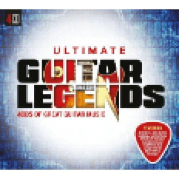 Ultimate... Guitar Legends (CD)