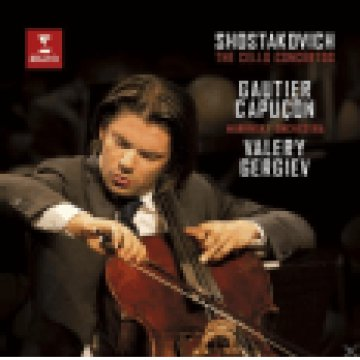Shostakovich - The Cello Concertos CD