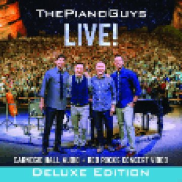 Live! (Deluxe Edition) CD+DVD