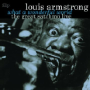 The Great Satchmo Live - What a Wonderful World LP