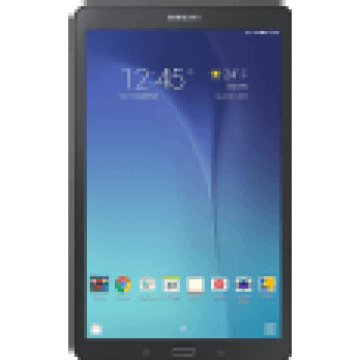 "Galaxy Tab E fekete 9,6"" tablet (SM-T560)"