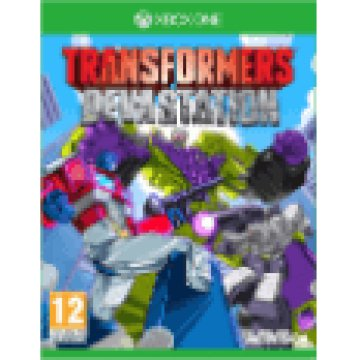 Transformers: Devastation Xbox One