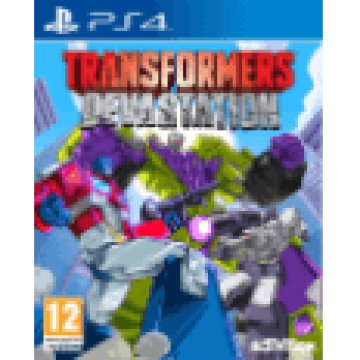 Transformers: Devastation PS4