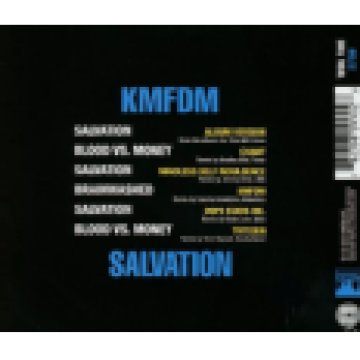 Salvation EP CD