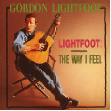 Lightfoot! - The Way I Feel CD