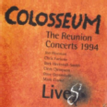The Reunion Concerts 1994 CD