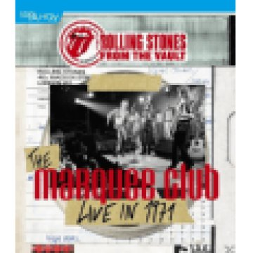 From The Vault - The Marquee Club Live In 1971 Blu-ray