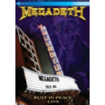 Rust In Peace - Live DVD