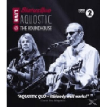 Aquostic - Live at The Roundhouse Blu-ray