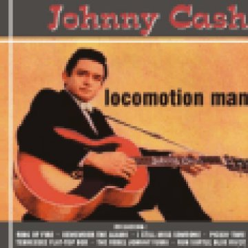 Locomotion Man CD