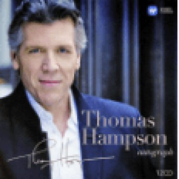 Thomas Hampson - Autograph CD