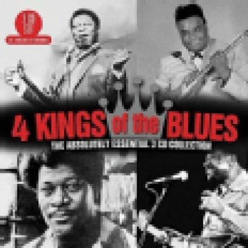 4 Kings Of The Blues CD