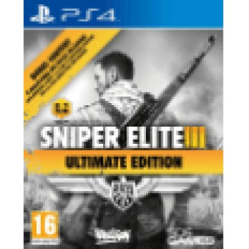 Sniper Elite V3 Ultimate Edition PS4