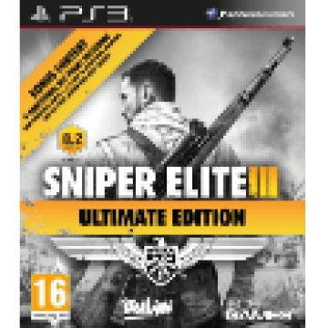 Sniper Elite V3 Ultimate Edition PS3