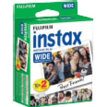 Colorfilm Instax Wide Glossy film 20db/csomag