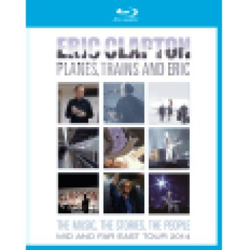 Planes, Trains And Eric - Mid And Far East Tour 2014 Blu-ray
