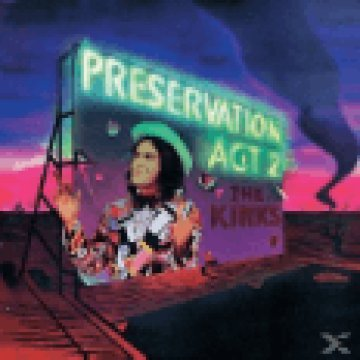Preservation - Act 2 CD