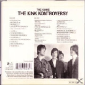 The Kinks Kontroversy (Deluxe Edition) CD
