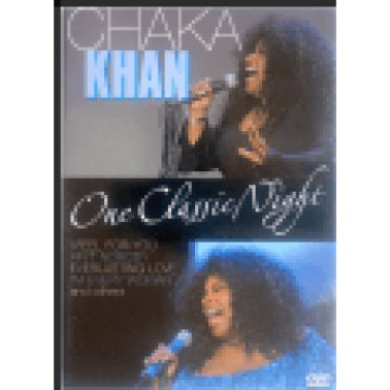 One Classic Night - Live 2007 DVD