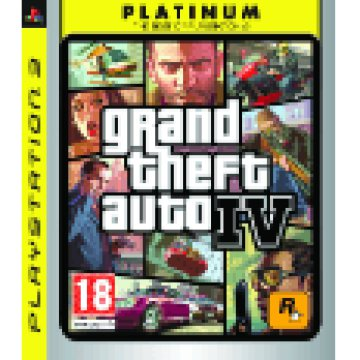 Grand Theft Auto IV (Platinum) PS3