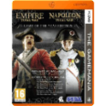 Empire: Total War + Napoleon: Total War - Game Of the Year Edition (The Gamemania) PC