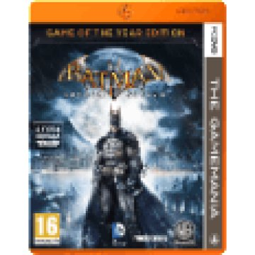 Batman: Arkham Asylum - Game of The Year Edition (The Gamemania) PC