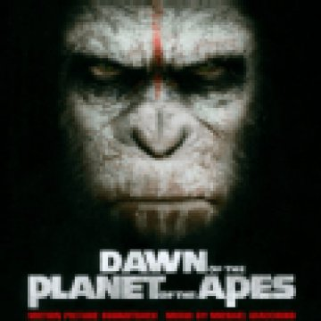 Dawn Of The Planet Of The Apes (A majmok bolygója - Forradalom) LP