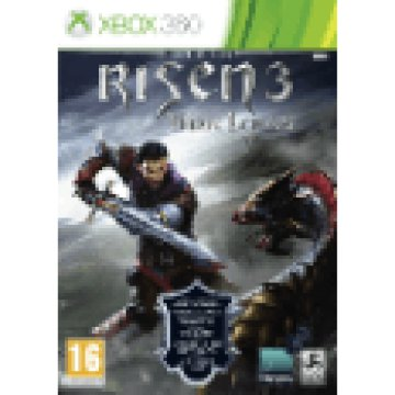 Risen 3: Titan Lords (First Edition) Xbox 360