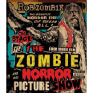 The Zombie Horror Picture Show DVD