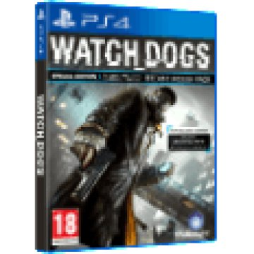 Watch Dogs Special Edition PS4