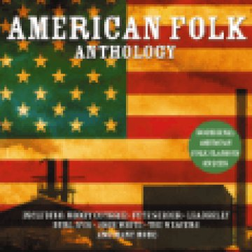 American Folk Anthology CD